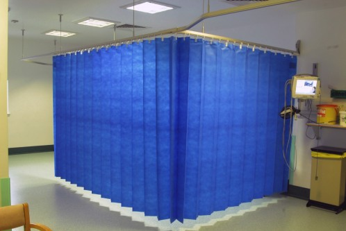 Opal Health Disposable Curtains